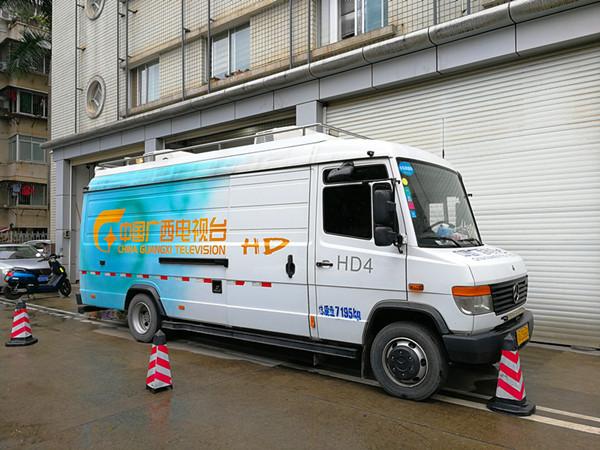 广西电视台-4讯道转播车