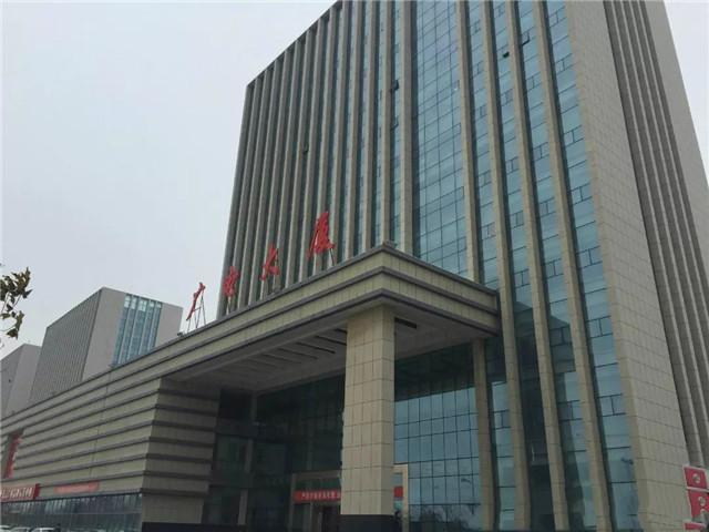 庆云电视台-融媒体中心演播室